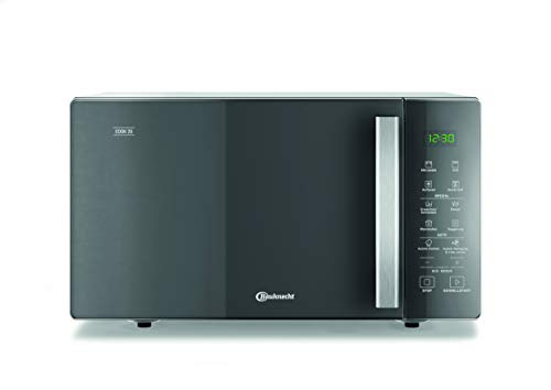 Bauknecht MW 254 SM Grill-Mikrowelle /...