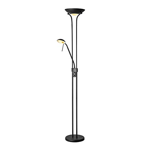 LED Stehlampe Dimmbar Deckenfluter mit...