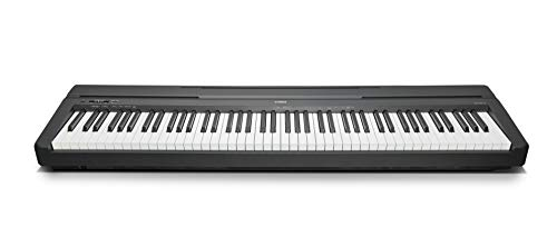 Yamaha Digital Piano P-45B, schwarz –...