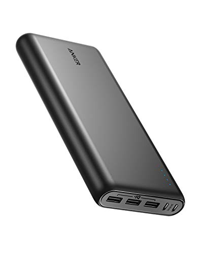 Anker PowerCore 26800mAh Power Bank Externer...