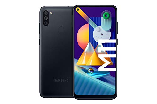 Samsung Galaxy M11 Android Smartphone ohne...