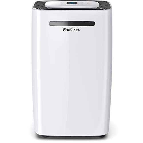 Pro Breeze Luftentfeuchter 20L in 24h...