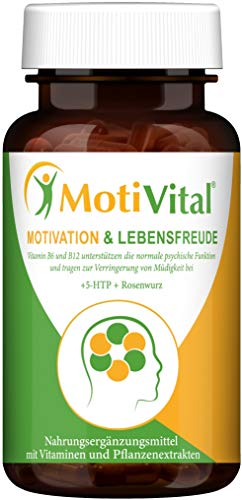 MotiVital® Motivation & Lebensfreude –...