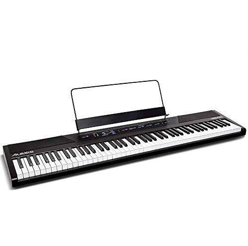 Alesis Recital - 88-Tasten Einsteiger Digital...