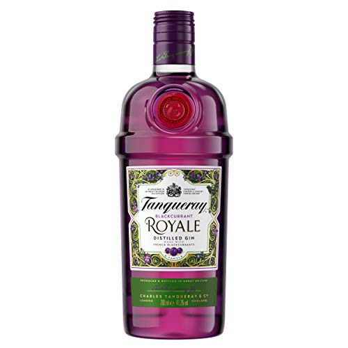 Tanqueray Blackcurrant Royale Distilled Gin...
