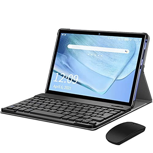 Tablet 10 Zoll 4G LTE, Android 10 Tablet mit...