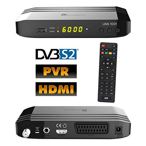 Univision UNS1001PVR digital Satelliten Sat...