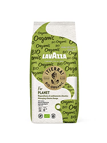 Lavazza ¡Tierra! For Planet, 1kg Packung,...