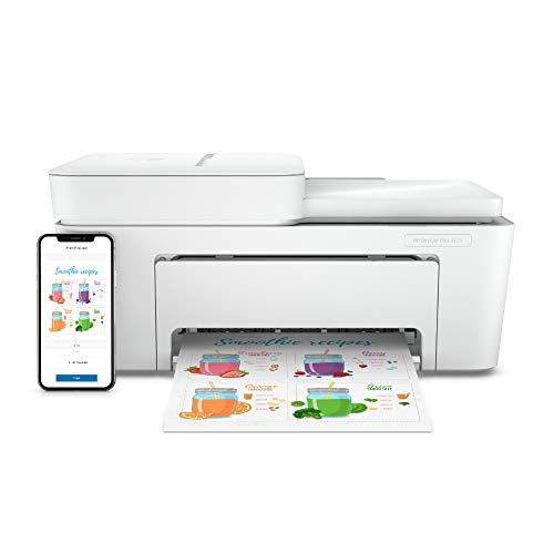 HP DeskJet Plus 4120 Multifunktionsdrucker...