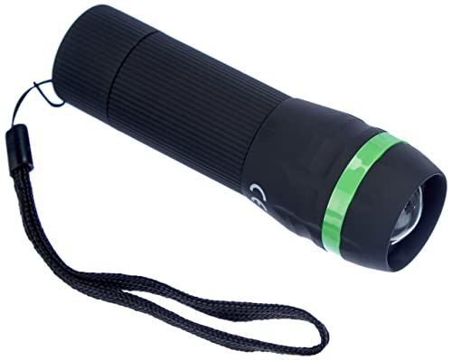 HyCell Mini LED Taschenlampe zoombar &...