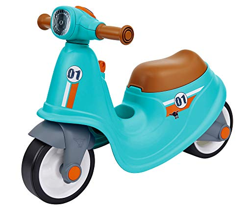 BIG - Classic Sport Scooter Kinder-Laufrad in...