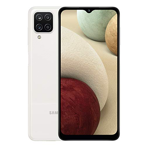 Samsung Galaxy A12 Android Smartphone ohne...