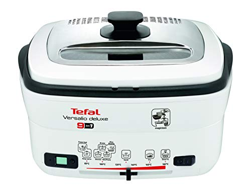 Tefal FR4950 Multi-Funktions-Fritteuse...