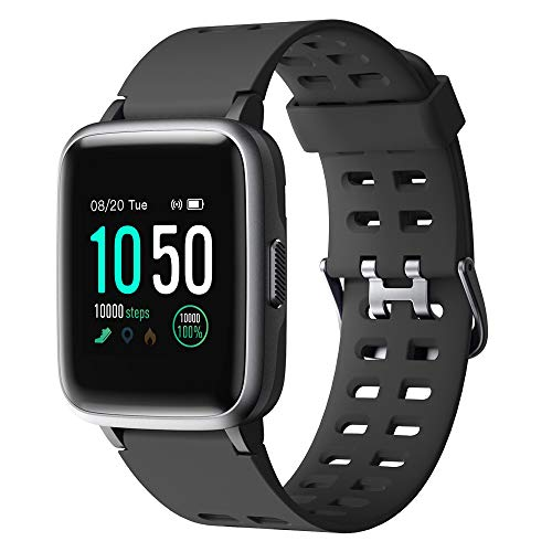 YAMAY Smartwatch,Fitness Armband Uhr Voller...