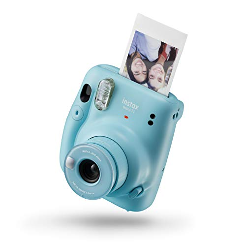 instax mini 11 Camera, Sky Blue