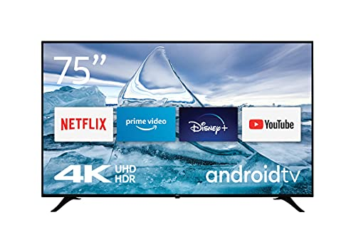 Nokia Smart TV 7500A 75 Zoll (189 cm) Android...