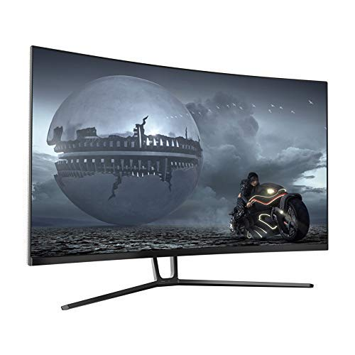 LC-Power 32 Zoll Gaming Curved Monitor (QHD,...
