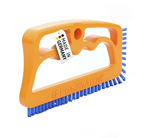 FUGINATOR® Fugenbürste orange/blau –...