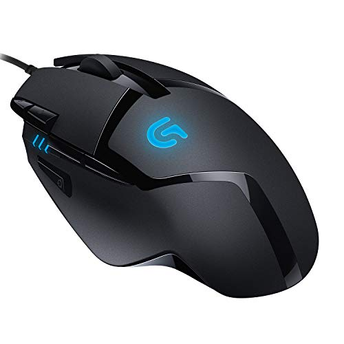 Logitech G402 Hyperion Fury Gaming-Maus mit...