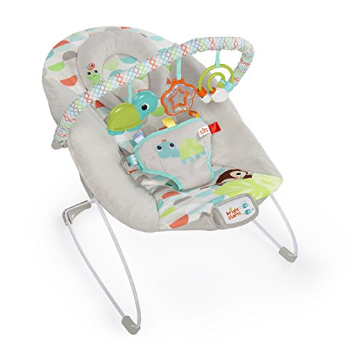 Bright Starts vibrierende Babywippe, Happy...