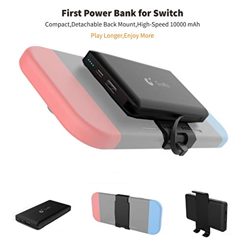 HAFOKO Power Bank Kompatibel für Nintendo...