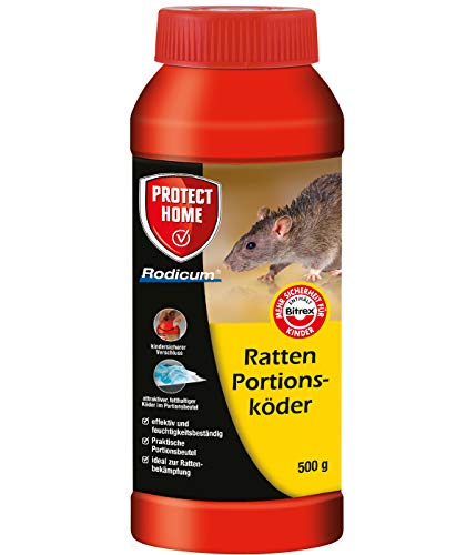 PROTECT HOME Rodicum Ratten Portionsköder...