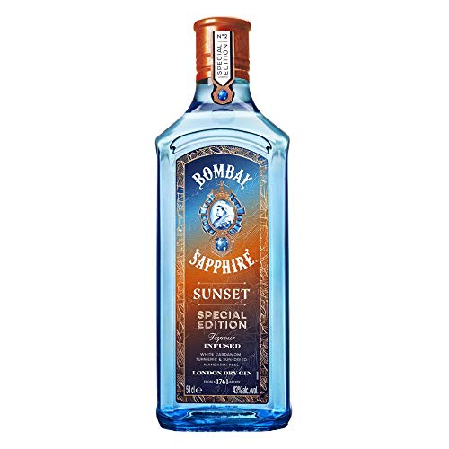 Bombay Sapphire Sunset Special Edition Gin (1...