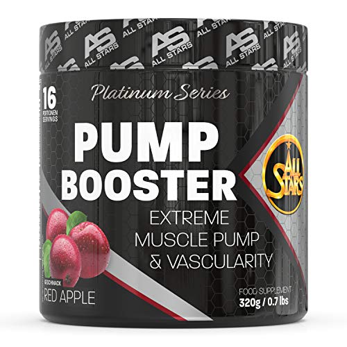 All Stars Pump Booster Extreme Muscle Pump &...