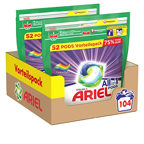 Ariel Waschmittel Pods All-in-1, Color...