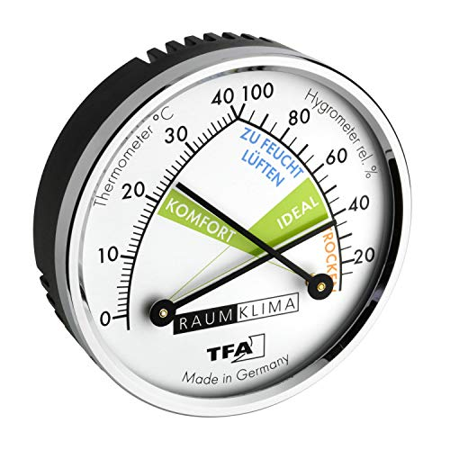 TFA Dostmann Thermo Analoges Thermometer...