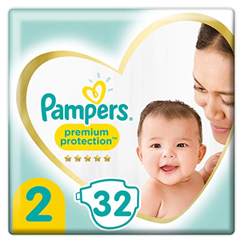Pampers Größe 2 Premium Protection Baby...