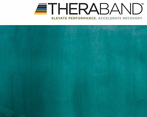 Thera-Band Elastisches Trainingsband, - Farbe...