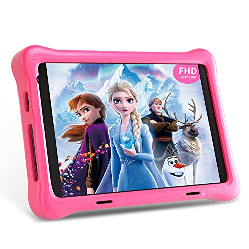 Kids Tablet 8 Zoll WiFi Android 10 Tablet PC...