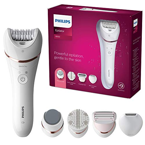 Philips Series 8000 BRE740/10 - Epilierer...