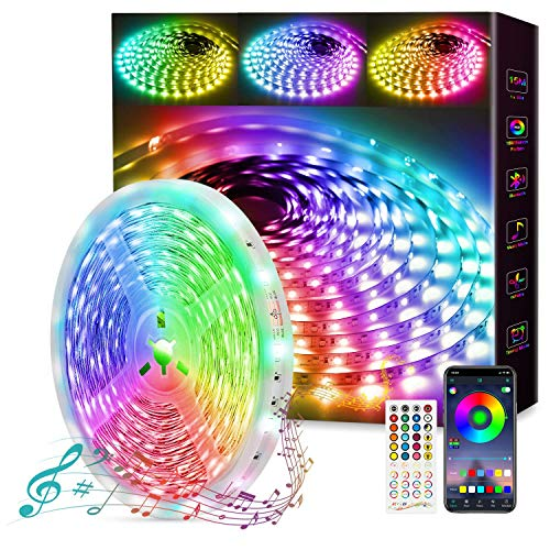 Fortand LED Strip 15m,1x15m Dimmbar LED...